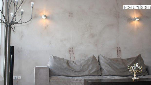 Exklusive Wandgestaltung mit Edelputz