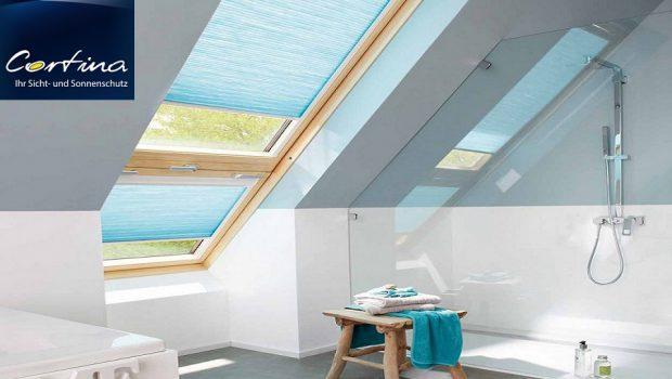 Dachfenster Sicht- und Sonnenschutz