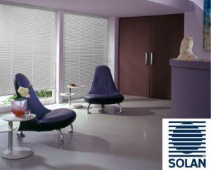 jalousie g Solan logo